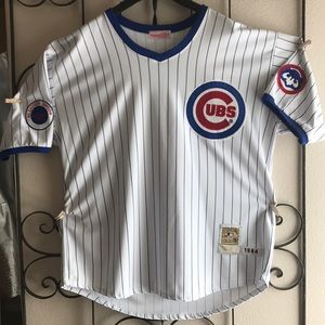 Ryan Sandberg 1987 Cubs Jersey